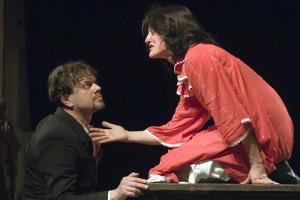 Увертюра вічного кохання в театральному космосі Івана Франка