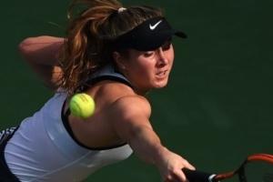 Свитолина и Цуренко доиграют матчи турнира WTA в Истборне завтра