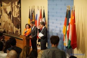 Члени Радбезу ООН засудили напади на танкери в Оманській затоці