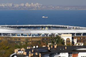 Суд отменил арест стадиона «Черноморец» в Одессе