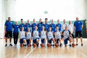 12 баскетболісток збірної України вирушають на Євробаскет-2019