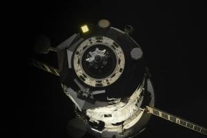 """Під час спуску """"Союзу"""" з орбіти відмовив основний колектор двигуна"""