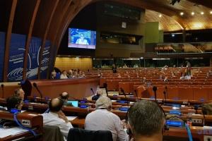МИД Литвы осуждает возвращение России в ПАСЕ