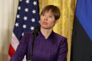 Президент Естонії назвала ганебним ухвалення резолюції ПАРЄ
