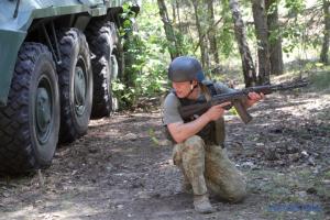 Donbass : les occupants ont lancé 7 attaques contre les troupes ukrainiennes, un blessé