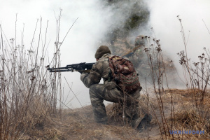 Donbass : les occupants ont ouvert le feu à quatre reprises