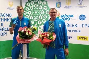 Призер Євроігор Бондаренко розповів про травму коліна та свої найближчі плани
