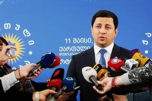 У Грузії обрали нового голову парламенту — ЗМІ