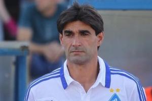 Колишній помічник Реброва Вісенте Гомес повернувся в «Динамо»