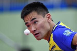 Представитель Украины вышел в полуфинал турнира по настольному теннису Минска-2019