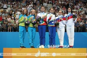 Україна зберегла 4 місце після четвертого медального дня II Європейських ігор