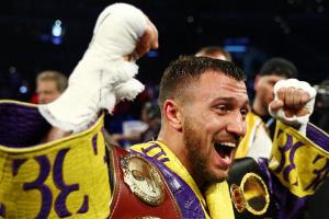 WBC подтвердил завершение переговоров по бою Ломаченко - Кэмпбелл