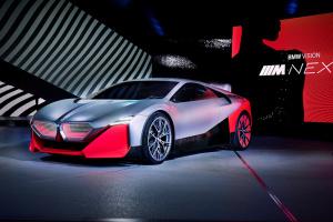 "BMW показав прототип автономного ""спорткара-монстра"""