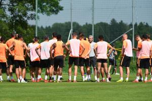 """Футболісти """"Шахтаря"""" сьогодні проведуть перший спаринг на зборах у Грассау"""