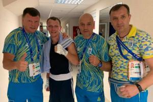 Украинский боксер Буценко пробился в 1/2 финала Евроигр-2019
