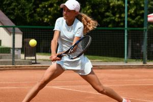 Украинка Барановская возглавила европейский рейтинг среди теннисисток до 14 лет