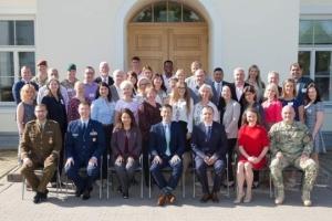 Ukrainian doctors participate in International Military Rehabilitation Symposium in Estonia