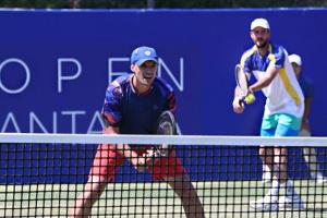 Молчанов вышел в 1/2 парного финала турнира ATP в Анталье