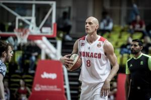 Украинский баскетболист Гладыр стал вице-чемпионом Франции