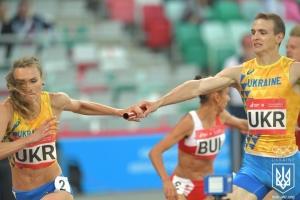 Украинские легкоатлеты вышли в финал Европейских игр