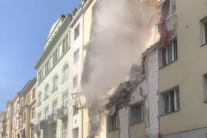 Під час вибуху у будинку у Відні українці не постраждали – консул