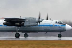 У Росії після аварійної посадки загорівся літак, є загиблі