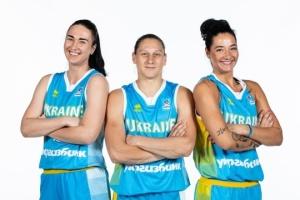 Матчем с Испанией женская сборная Украины стартует на Евробаскете-2019