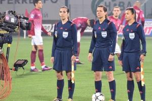 Украинки будут работать в бригаде арбитров в 1/4 финала женского ЧМ-2019 по футболу