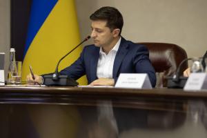 Президентством Зеленского довольны 58% украинцев