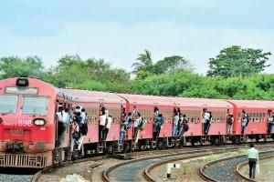 В Ботсване поезд сошел с рельсов: есть погибшие и раненые