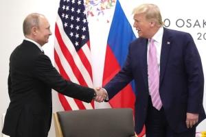 Трамп виступив за повернення РФ до Великої вісімки