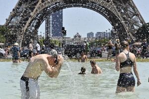 Минулий рік виявився найтеплішим в історії Європи