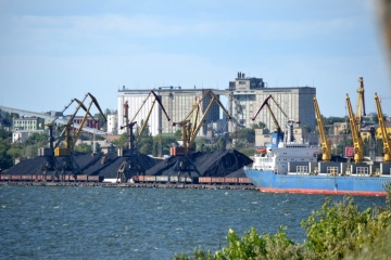 Ukrainian Sea Ports Authority to invest about UAH 1 bln in Azov Sea ports development