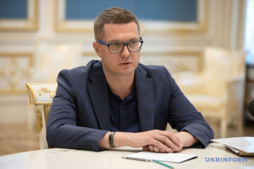 SBU has no data on Russia's interference in electoral process - Bakanov