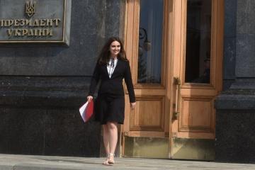メンデリ・ウクライナ大統領報道官、米国による対コロモイシキー制裁につき「始まりに過ぎない」