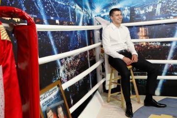Oleksandr Gvozdyk, WBC light heavyweight champion