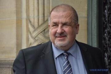 Czubarow - Od sierpnia nie mogę spotkać się z przedstawicielami prezydenta w sprawie Krymu
