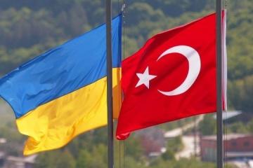 L'accord de libre-échange entre l'Ukraine et la Turquie est prêt à 99%
