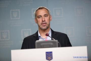 Generalstaatsanwalt Rjaboschapka entlässt Staatsanwälte von vier Regionen