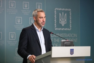 Ruslan Riaboshapka becomes prosecutor general
