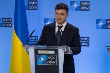 Zelensky: La seguridad en la región del Mar Negro requiere esfuerzos adicionales de la OTAN