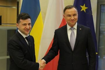 Präsident Selenskyj besucht am 1. September Polen
