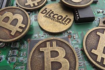 Курс Bitcoin вперше за 2 місяці перевищив $12 тисяч