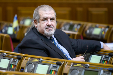 Mejlis head Chubarov calls on Zelensky to initiate urgent meeting of UN Security Council