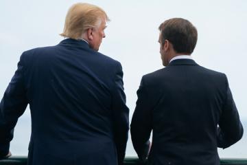 米・仏大統領、来年の露のG7サミット招待に合意か=米報道
