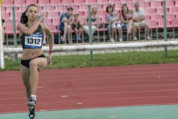 La ucraniana Gerashchenko logra el mejor resultado de la temporada en salto de altura