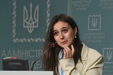 Zelensky may hold next press conference in May - Mendel
