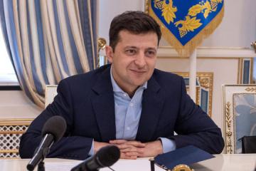 Zelensky nombra una delegación ucraniana para participar en el GRECO