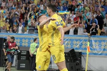 Ukraine defeats Luxembourg in Euro 2020 qualifier