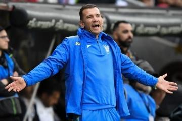 Fußballnationaltrainer Andrij Schewtschenko verlängert Vertrag bis Ende 2022